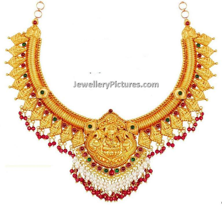 South Indian Traditional Jewellery Designs - Jewellery Designs