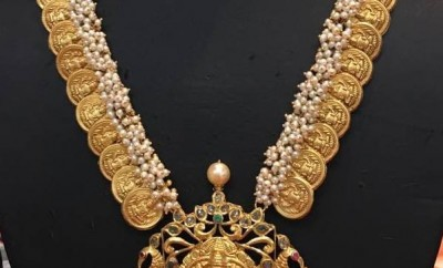 kasulaperu south indian traditional jewellery