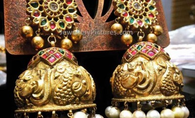 nakshi finished temple jewellery buttalu