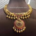 Traditional Necklace Designs Gold