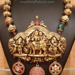 Antique Gold Jewellery Designs with Price