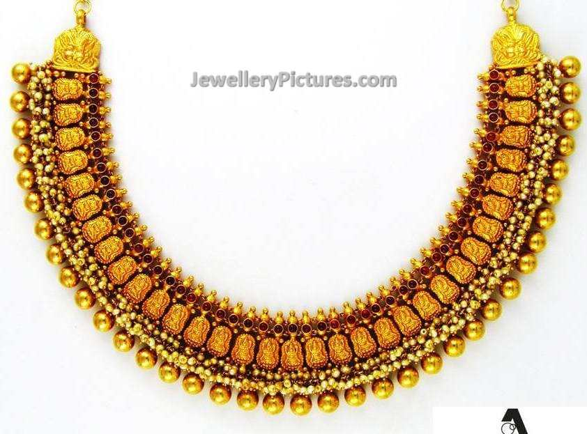 Antique Jewellery Designs with Price - Jewellery Designs