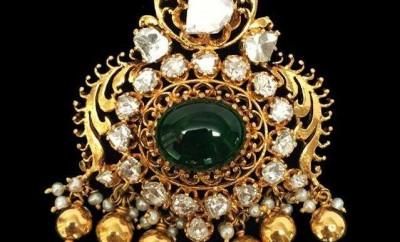 antique pendant sets collection