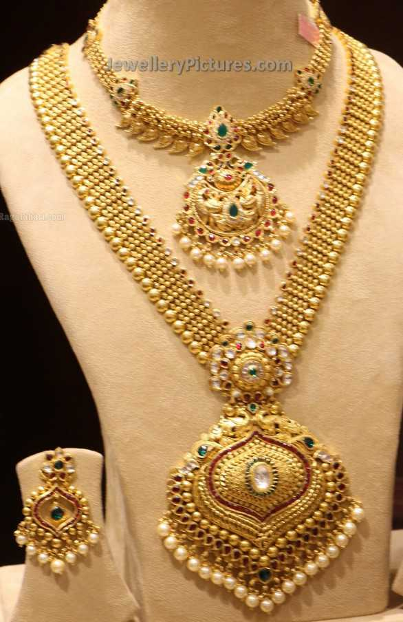 Gold Jewellry Designs - Jewellery Designs