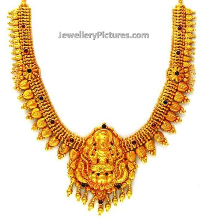 Indian Gold Jewellery Designs Catalogue - Jewellery Designs