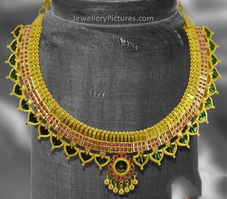 Kerala Jewellery Latest Indian Jewelry - Jewellery Designs