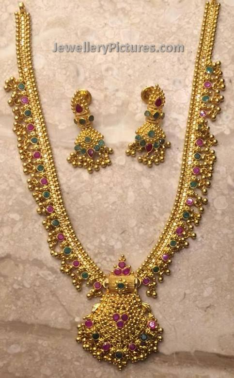 Gold Jewellery Latest Indian Jewelry Jewellery Designs