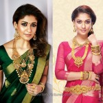 Nayanatara Jewellery in GRT jewels Ad