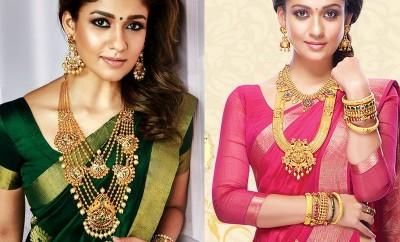 nayanatara jewelleyr in GRT ad