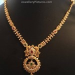 Light Weight Gold Jewellery Designs