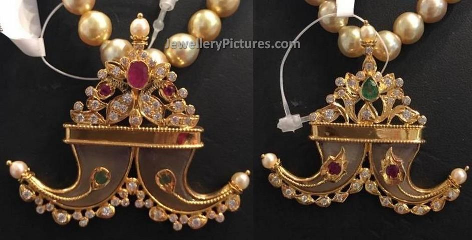 Black Diamond Necklace Men