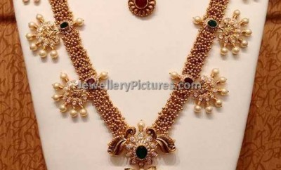 south indian bridal jewellery designs in gold