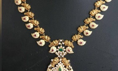 manho haram traditional south indian jewellery