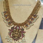 Antique Haram Designs in Gold