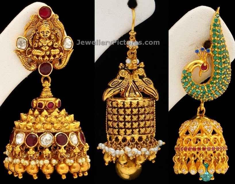 vbj gold buttalu designs with price