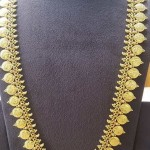 Gold Kasu Mala Designs