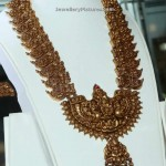 Gold Mango Mala Designs