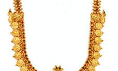 kasulaperu totaram long necklace