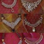 Diamond Pendants for Nallapusalu Chains