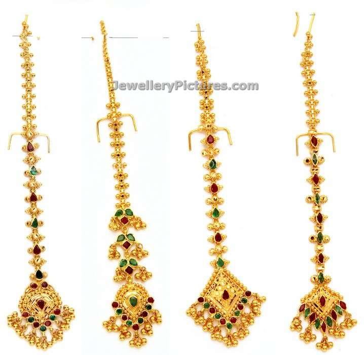 22k Gold Kundan Jewelry 22k Exclusive Kundan Necklace Set