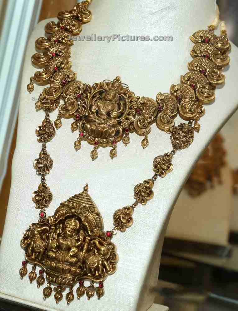 Temple Jewellery Latest Indian Jewelry - Jewellery Designs