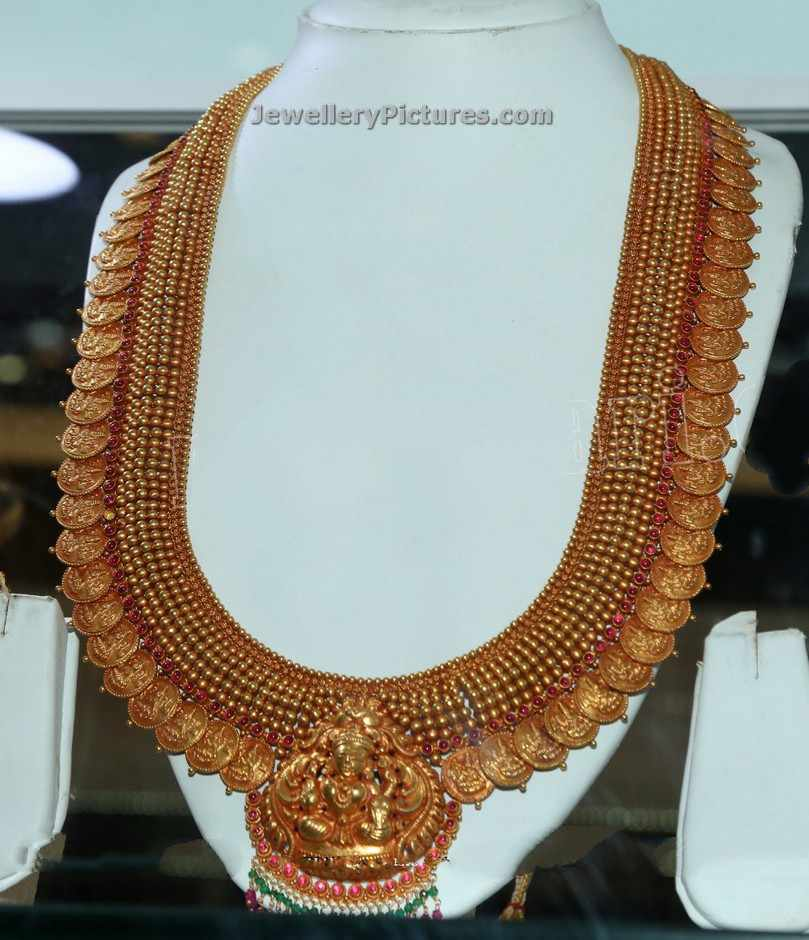 Indian jewellery designs in gold and diamond for Designs com