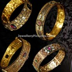 Antique Bangle Collection by WHP Jewellers