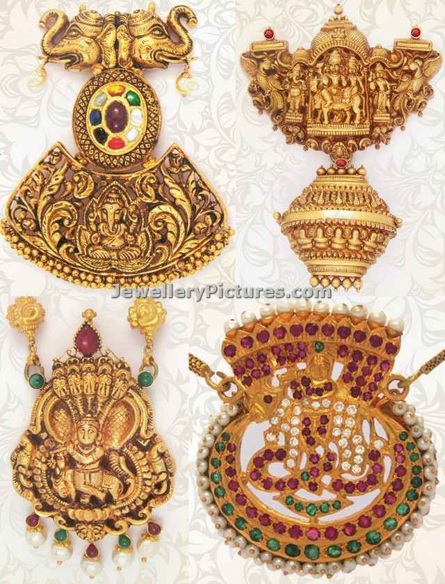 set mauli big black shree designs online buy gold creation pendant thread mangalsutra necklace designers zoom