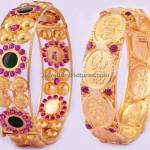 Gold Bangle Designs Bhima Jewellers