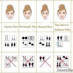 How To Choose Earrings Matching your Face Shape