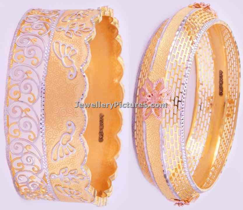 Bhima Jewellers Bangles Designs Collection Jewellery Designs