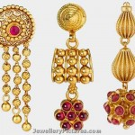 Gold Earrings Designs Catalogue