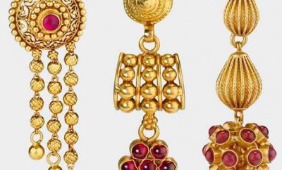 gold earrings designs catalogue joyalukkas