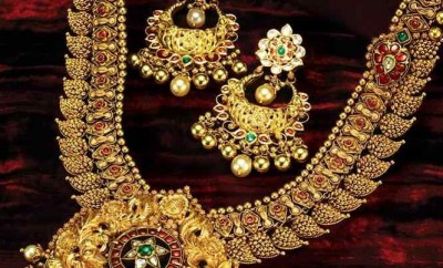 mango mala designs in grt jewellers