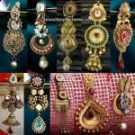 Kalyan Jewellers Earrings Designs
