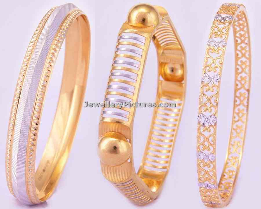 Bhima Jewellers Bangles Designs Collection - Jewellery Designs