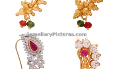Gold Bajuband Design Collection Jewellery Designs