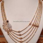 Chandraharam Necklace Design