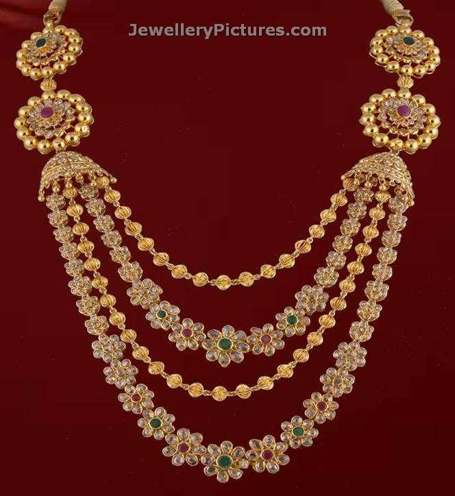 Uncut Diamonds Haram - Jewellery Designs