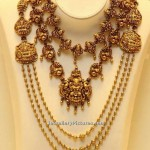 Temple Jewellery Designs in Joyalukkas
