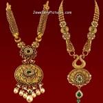 Antique Long Haram Designs