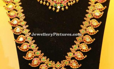 antique jewellery designs catalogue in gold