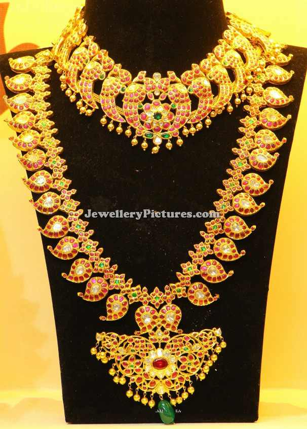 Look - Necklace gold designs catalogue video