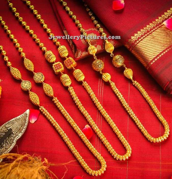 kodi designer chains thali design designs jewellery latest hiya gold pin chain jewellers by