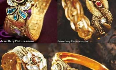 gold kada designs collection