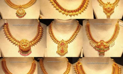 gold-necklace-designs-simple-models