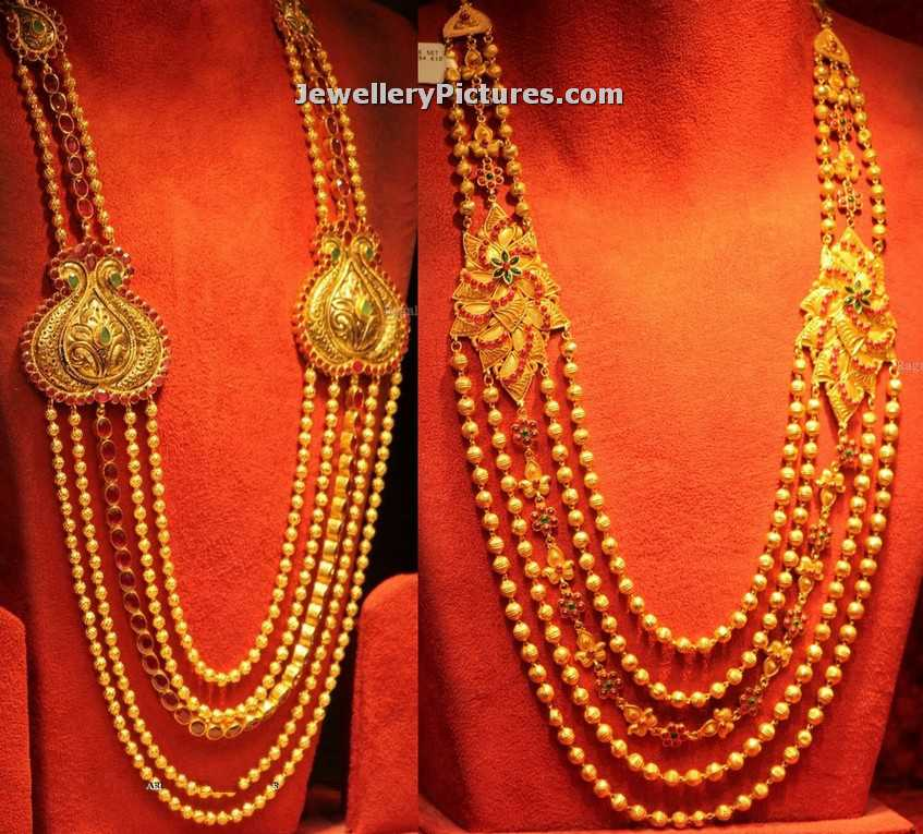 gold jewellery nava collections navrathan lightweight nabha weight necklace jewellers light