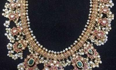 guttapusalu necklace sets