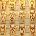 Gold Harams Latest Designs in Joyalukkas