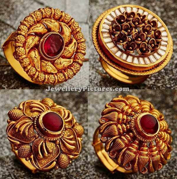 Khazana Jewellery Gold Ring Designs Jewellery Designs